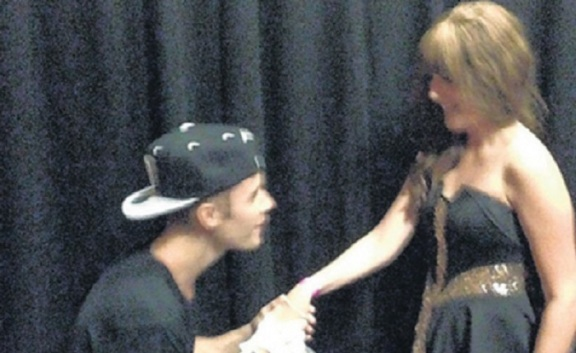 Justin and Nicola