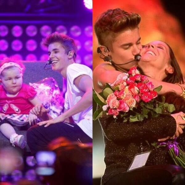 Top Ollg Moments Of 2013 Believe Tour From Stools And