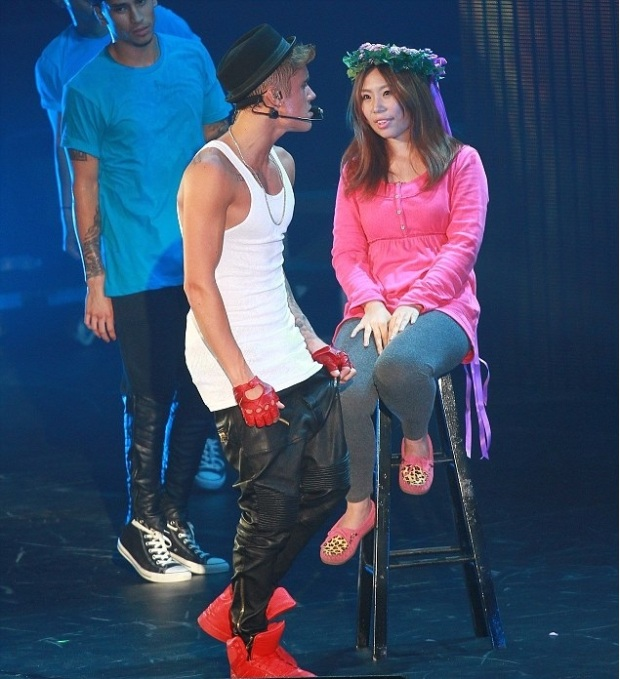 Shanghai OLLG and Justin